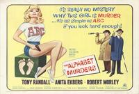The Alphabet Murders - 11 x 14 Movie Poster - Style A