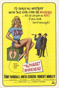 The Alphabet Murders - 11 x 17 Movie Poster - Style A