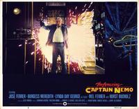 The Amazing Captain Nemo - 11 x 14 Movie Poster - Style E