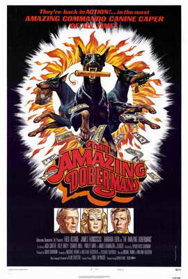 The Amazing Dobermans - 27 x 40 Movie Poster - Style C