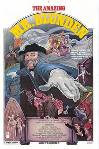 Amazing Mr. Blunden - 11 x 17 Movie Poster - Style A