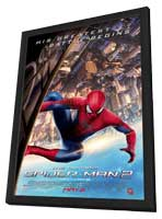 The Amazing Spider-Man 2 - 11 x 17 Movie Poster - Style C - in Deluxe Wood Frame