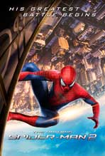 The Amazing Spider-Man 2 - 27 x 40 Movie Poster - Style C