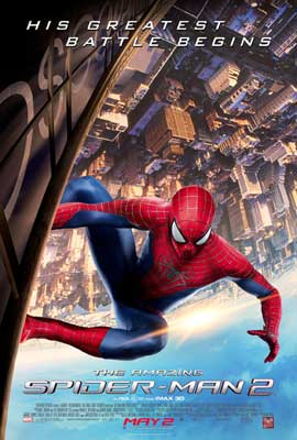 The Amazing Spider-Man 2 - 11 x 17 Movie Poster - Style C