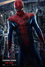 The Amazing Spider-Man - 11 x 17 Movie Poster - Style J