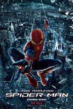 The Amazing Spider-Man - 27 x 40 Movie Poster - Style E
