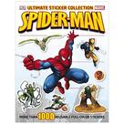 The Amazing Spider-Man - Marvel Ultimate Sticker Collection Paperback Book