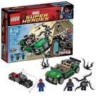 The Amazing Spider-Man - LEGO Marvel 76004 Spider-Cycle Chase
