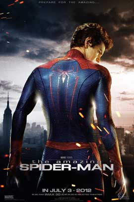 The Amazing Spider-Man - 11 x 17 Movie Poster - Style F