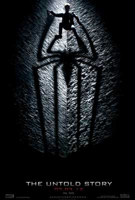The Amazing Spider-Man - 11 x 17 Movie Poster - Style H