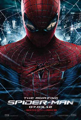 The Amazing Spider-Man - 27 x 40 Movie Poster - Style C
