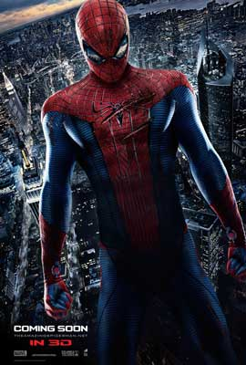 The Amazing Spider-Man - 27 x 40 Movie Poster - Style D