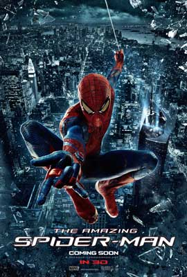 The Amazing Spider-Man - 11 x 17 Movie Poster - Style K