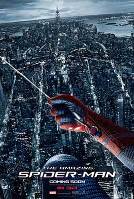 The Amazing Spider-Man - 11 x 17 Movie Poster - Style M