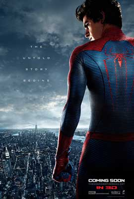 The Amazing Spider-Man - 11 x 17 Movie Poster - Style I