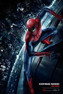 The Amazing Spider-Man - 27 x 40 Movie Poster - Style G