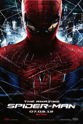 The Amazing Spider-Man - DS 1 Sheet Movie Poster - Style E
