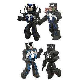 The Amazing Spider-Man - Marvel Minimates Venom Through the Ages Box Set