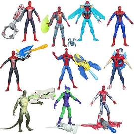 The Amazing Spider-Man - Amazing Movie Mission Action Figures Wave 3 Rev 2