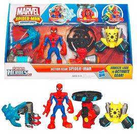 The Amazing Spider-Man - Adventures Action Gear Figure