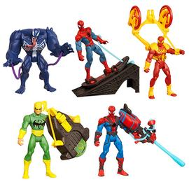 The Amazing Spider-Man - Ultimate Power Webs Action Figures Wave 1