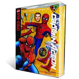 The Amazing Spider-Man - Captain Action Deluxe Costume Accessory Pack