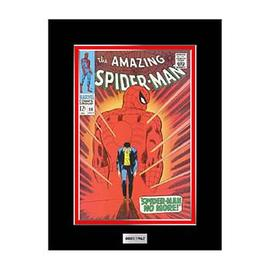 The Amazing Spider-Man - Amazing #50 Comic Book Marvel Laser Cel