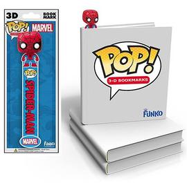 The Amazing Spider-Man - Mini-Pop! 3-D Bookmark