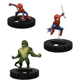 The Amazing Spider-Man - The Amazing Movie HeroClix TabApp 3-Pack