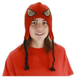 The Amazing Spider-Man - Knit Laplander Hat