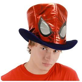 The Amazing Spider-Man - Blue and Red Novelty Hat