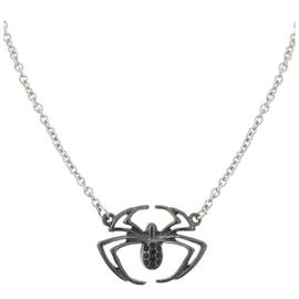The Amazing Spider-Man - Silver Tone Spider Necklace