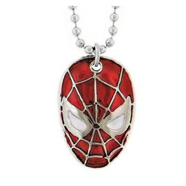 The Amazing Spider-Man - Mask Necklace