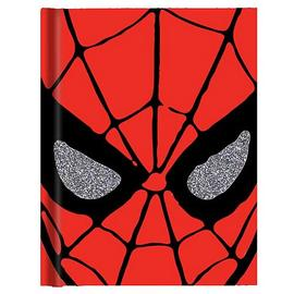 The Amazing Spider-Man - Face Hardcover Journal