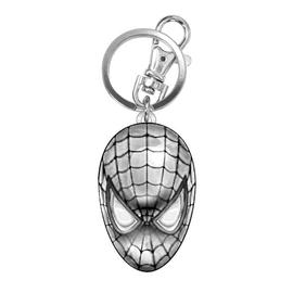 The Amazing Spider-Man - Head Pewter Key Chain
