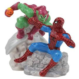 The Amazing Spider-Man - vs. Green Goblin Salt and Pepper Shakers
