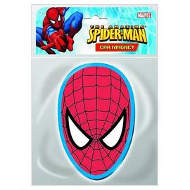 The Amazing Spider-Man - Head Car Magnet