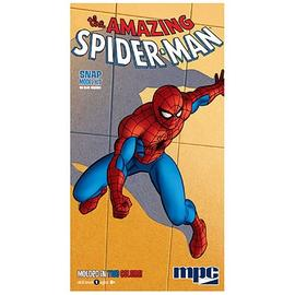 The Amazing Spider-Man - Snap Model Kit