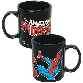 The Amazing Spider-Man - Marvel Black Coffee Mug