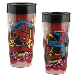 The Amazing Spider-Man - Plastic Travel Mug