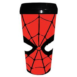 The Amazing Spider-Man - Face 16 oz. Plastic Travel Mug