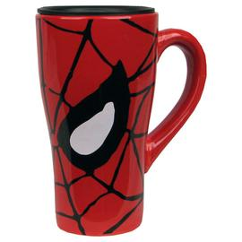 The Amazing Spider-Man - Face 18 oz. Ceramic Travel Mug