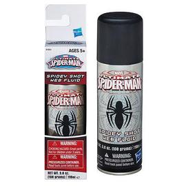 The Amazing Spider-Man - Ultimate Spidey Shot Web Fluid Can