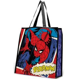 The Amazing Spider-Man - Large Recycled Shopper Tote