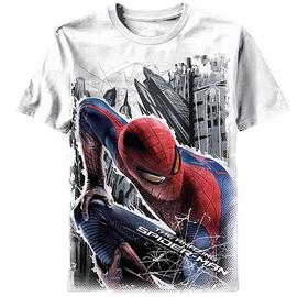 The Amazing Spider-Man - Amazing Stalin Spidey White T-Shirt