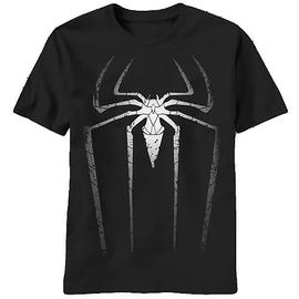 The Amazing Spider-Man - Amazing Spida-Spot Black T-Shirt
