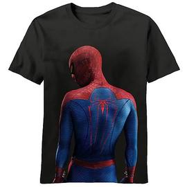 The Amazing Spider-Man - Amazing Side Glance Black T-Shirt