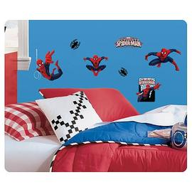 The Amazing Spider-Man - Ultimate Cartoon Peel and Stick Wall Decals