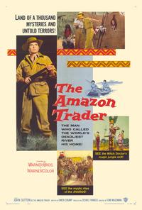 The Amazon Trader - 27 x 40 Movie Poster - Style A