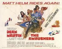 The Ambushers - 11 x 14 Movie Poster - Style A